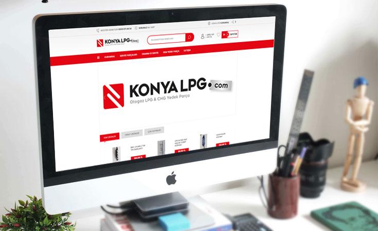 Konya Lpg || Aktif Sistem